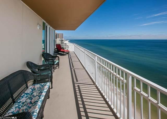 931 W Beach Blvd #1401, Gulf Shores, AL 36542 (MLS #310396) :: Dodson Real Estate Group