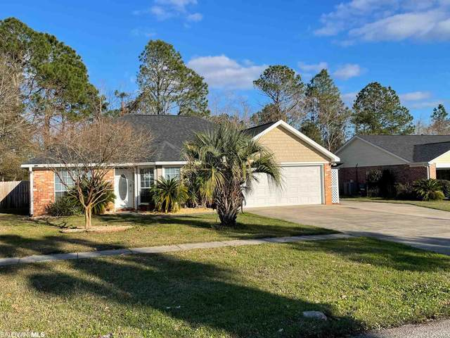 5770 Shady Woods Ct, Gulf Shores, AL 36542 (MLS #310418) :: Mobile Bay Realty