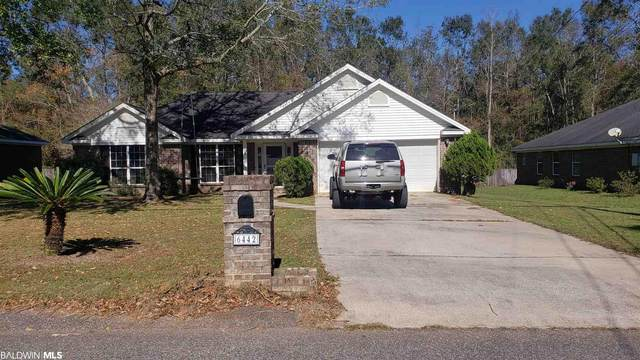 6442 N Woodside Drive, Theodore, AL 36582 (MLS #310419) :: Dodson Real Estate Group