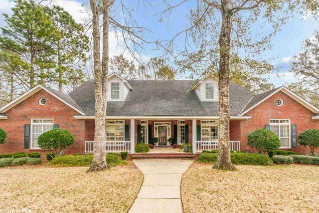 5551 Thomas Jefferson Ct, Mobile, AL 36693 (MLS #310422) :: Dodson Real Estate Group
