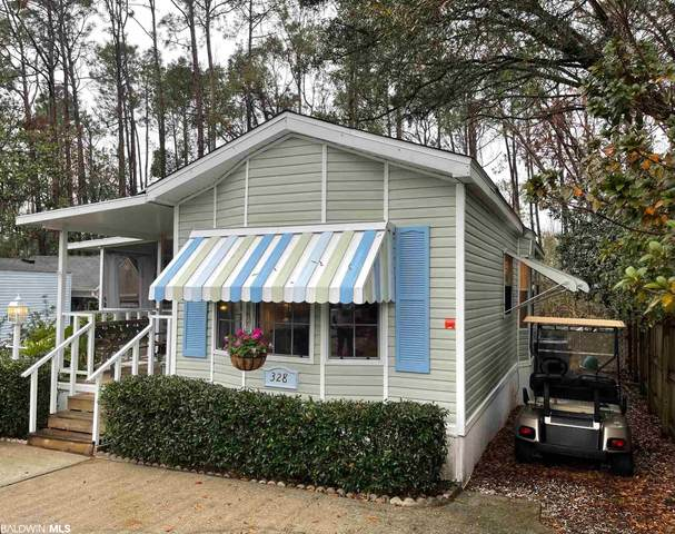 328 Buena Vista Drive, Lillian, AL 36549 (MLS #310431) :: Elite Real Estate Solutions