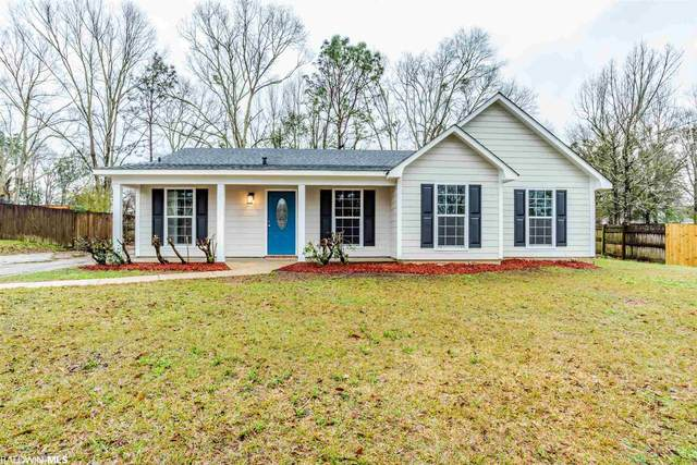 9411 Smokerise Dr, Mobile, AL 36695 (MLS #310432) :: Dodson Real Estate Group