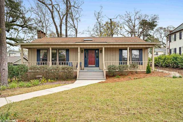 57 Nichols Avenue, Fairhope, AL 36532 (MLS #310436) :: Elite Real Estate Solutions