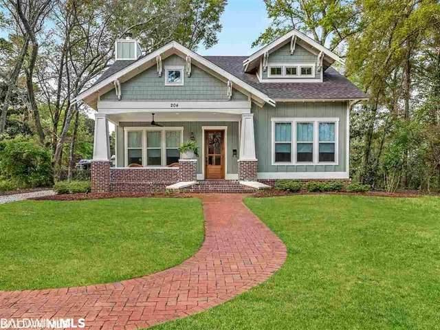 204 Tensaw Avenue, Fairhope, AL 36532 (MLS #310439) :: Bellator Real Estate and Development
