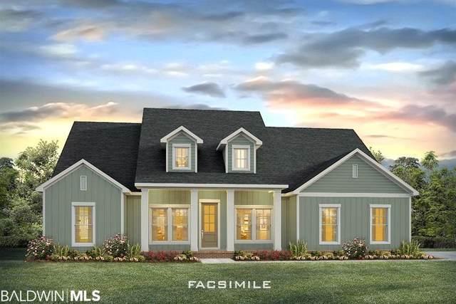 395 Nandina Loop, Fairhope, AL 36532 (MLS #310441) :: Bellator Real Estate and Development
