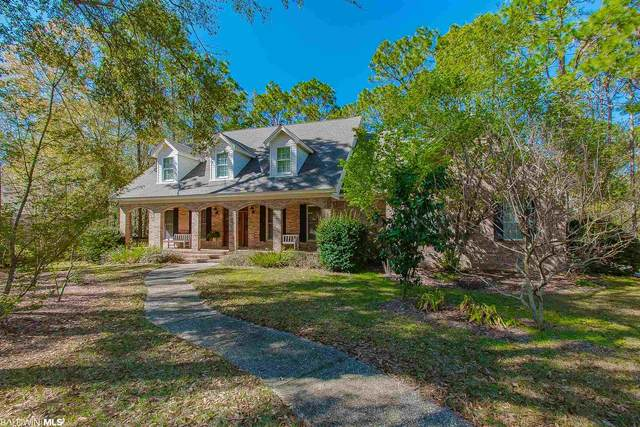 108 W Pinetop Circle, Fairhope, AL 36532 (MLS #310470) :: Ashurst & Niemeyer Real Estate