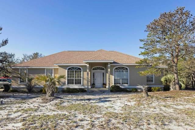 4606 Osprey Drive, Orange Beach, AL 36561 (MLS #310489) :: Gulf Coast Experts Real Estate Team