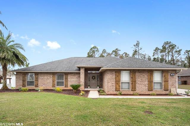 145 Meadow Run Lp, Foley, AL 36535 (MLS #310520) :: JWRE Powered by JPAR Coast & County