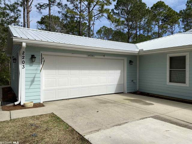 2277 Oyster Bay Lane #2203, Gulf Shores, AL 36542 (MLS #310533) :: Mobile Bay Realty