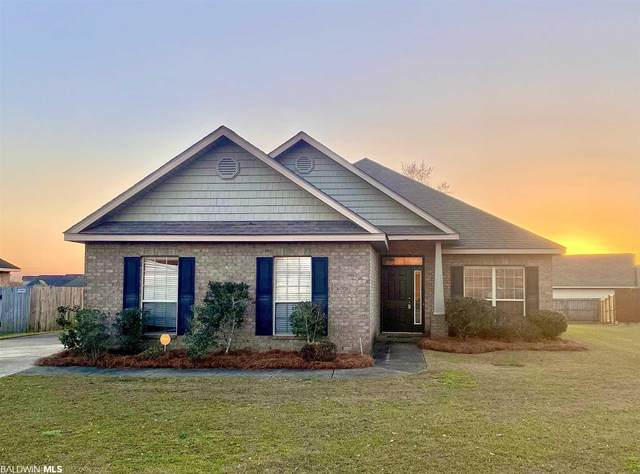 2976 E Jersey Drive, Mobile, AL 36695 (MLS #310534) :: Coldwell Banker Coastal Realty