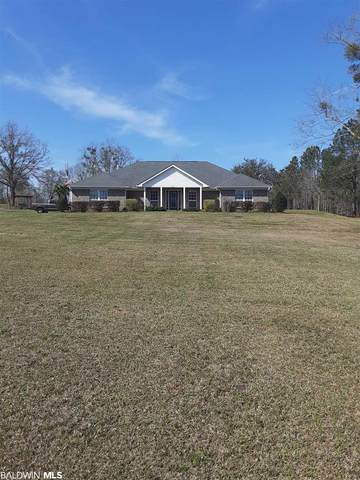 21881 Peacock Drive, Robertsdale, AL 36567 (MLS #310539) :: Elite Real Estate Solutions