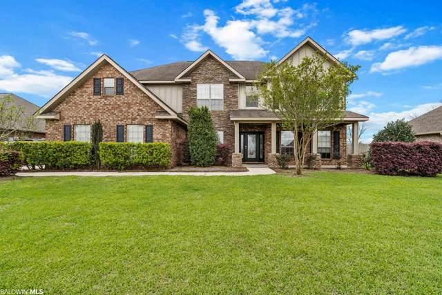 10028 Dunmore Drive, Daphne, AL 36526 (MLS #310603) :: Ashurst & Niemeyer Real Estate