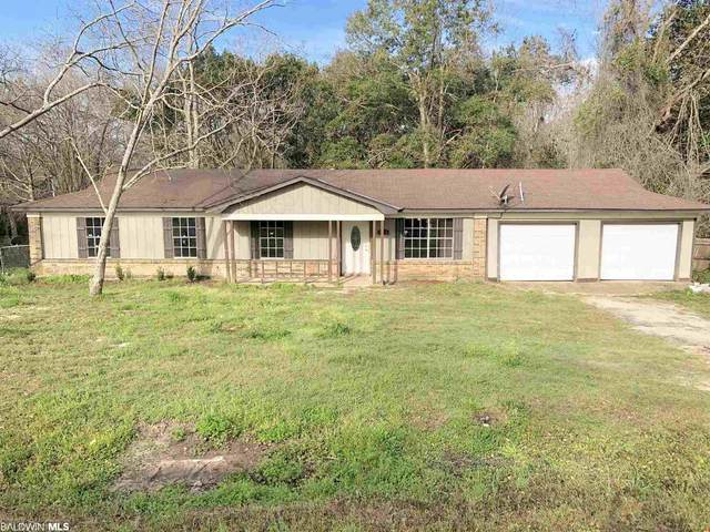 8726 Ramsey Dr, Theodore, AL 36582 (MLS #310610) :: Bellator Real Estate and Development