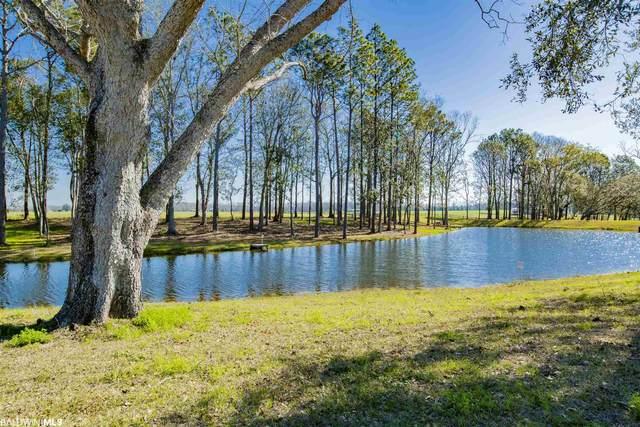 0 West Blvd, Silverhill, AL 36576 (MLS #310684) :: Alabama Coastal Living