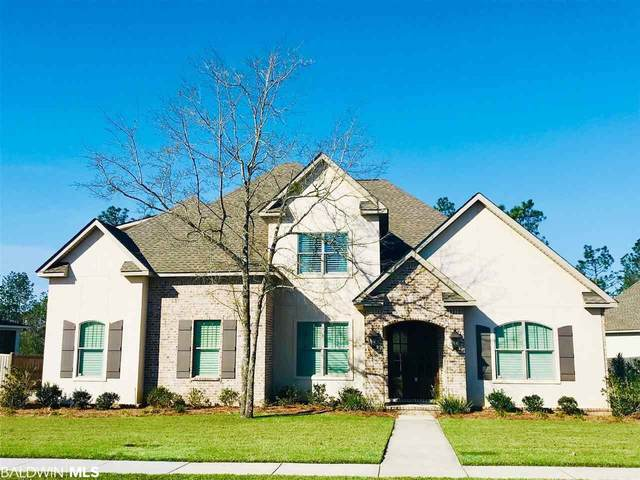 5696 E Riverwood Circle, Theodore, AL 36582 (MLS #310700) :: Sold Sisters - Alabama Gulf Coast Properties