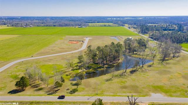 0 Enchantment Lane, Silverhill, AL 36576 (MLS #310704) :: Elite Real Estate Solutions