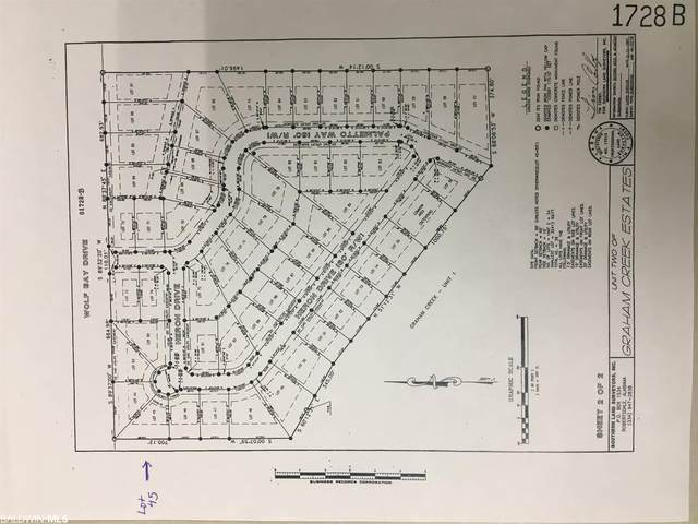 0 Heron Dr, Foley, AL 36535 (MLS #310723) :: Sold Sisters - Alabama Gulf Coast Properties
