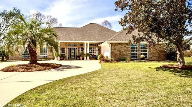 9311 Lakeview Drive, Foley, AL 36535 (MLS #310793) :: Coldwell Banker Coastal Realty