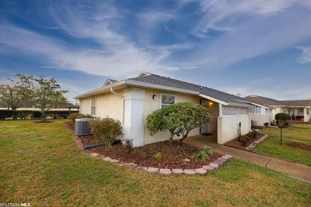 9450 Villas Dr #6450, Foley, AL 36535 (MLS #310872) :: Elite Real Estate Solutions