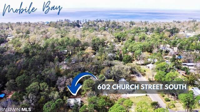 602 S Church Street, Fairhope, AL 36532 (MLS #310878) :: Sold Sisters - Alabama Gulf Coast Properties