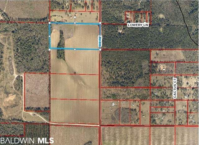 Cc Road, Elberta, AL 36530 (MLS #310968) :: JWRE Powered by JPAR Coast & County