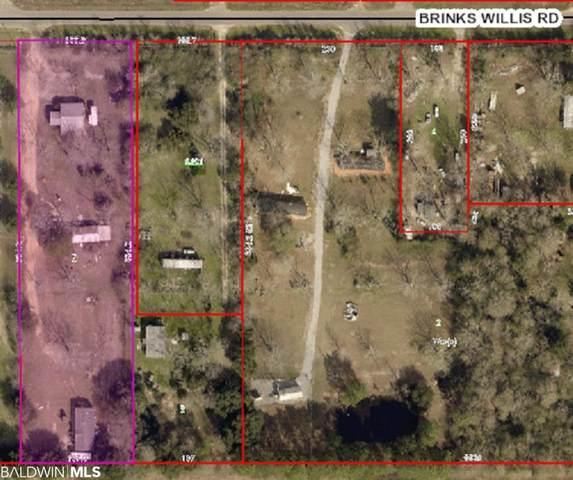 20800 Brinks Willis Road, Foley, AL 36535 (MLS #310977) :: Bellator Real Estate and Development
