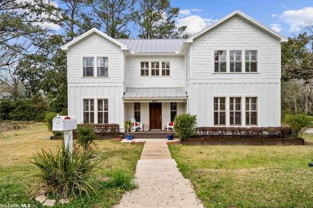 462 Satsuma Street, Fairhope, AL 36532 (MLS #310991) :: EXIT Realty Gulf Shores