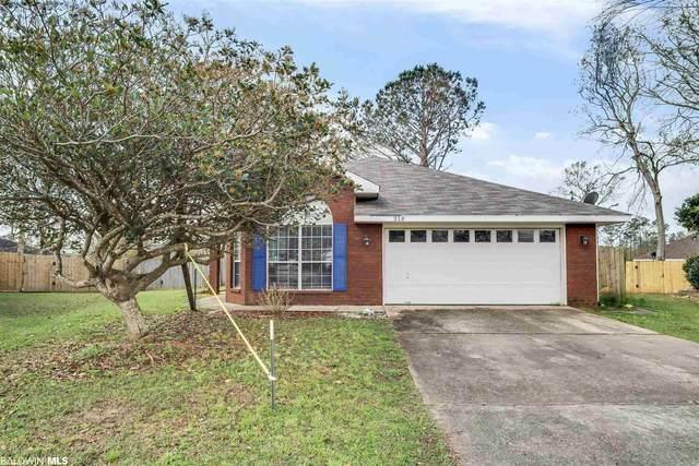 318 Cluster Street, Foley, AL 36535 (MLS #311038) :: Dodson Real Estate Group