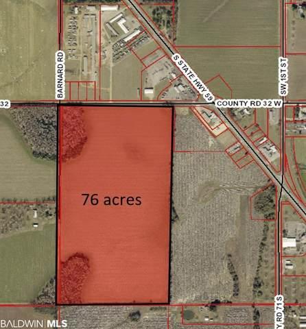 0 County Road 32, Summerdale, AL 36580 (MLS #311090) :: Elite Real Estate Solutions
