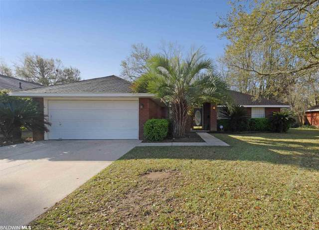 8681 Irongate Way, Mobile, AL 36695 (MLS #311143) :: Gulf Coast Experts Real Estate Team