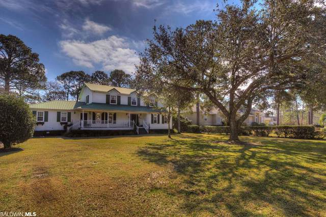 641 Wedgewood Drive, Gulf Shores, AL 36542 (MLS #311160) :: Coldwell Banker Coastal Realty