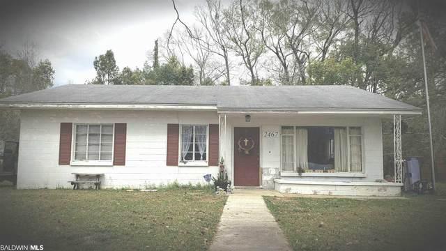 2467 Dauphin Island Pkwy, Mobile, AL 36605 (MLS #311241) :: Ashurst & Niemeyer Real Estate