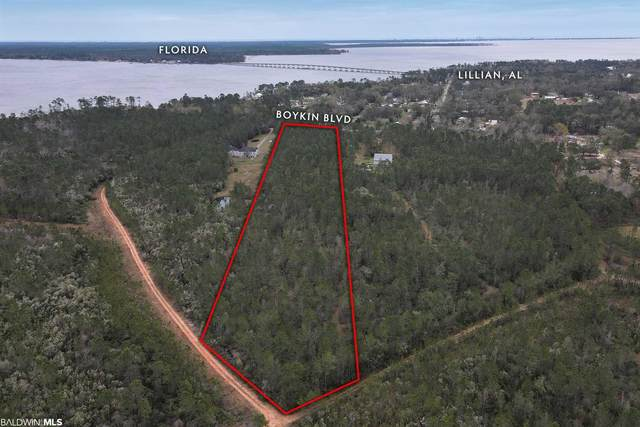 0 Boykin Blvd, Lillian, AL 36549 (MLS #311312) :: Sold Sisters - Alabama Gulf Coast Properties