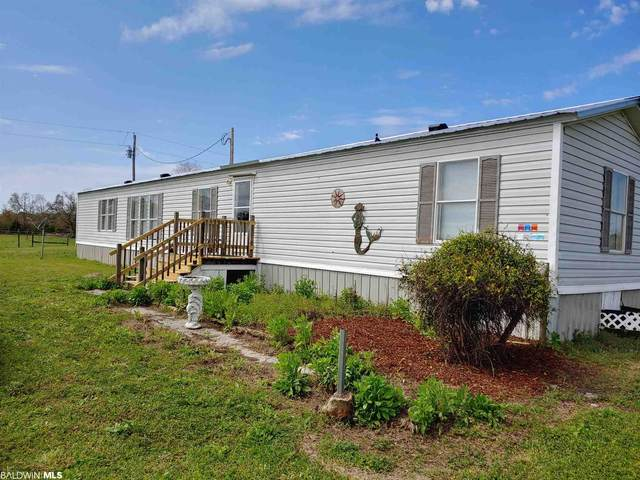16137 John Bauer Rd, Summerdale, AL 36580 (MLS #311418) :: Elite Real Estate Solutions