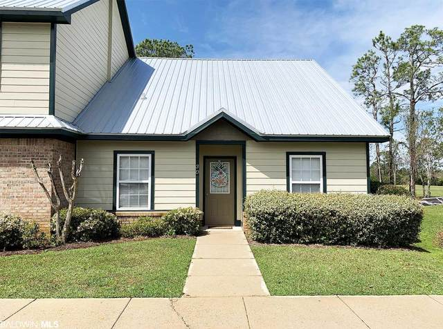 444 Clubhouse D Clubhouse Drive 3-D, Gulf Shores, AL 36542 (MLS #311450) :: Coldwell Banker Coastal Realty