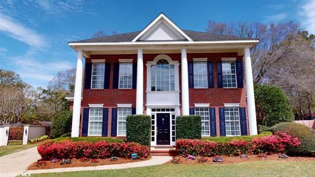 1113 Sewannee Ct, Mobile, AL 36609 (MLS #311517) :: Sold Sisters - Alabama Gulf Coast Properties