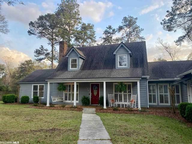 150 Brooks Blvd, Brewton, AL 36426 (MLS #311518) :: EXIT Realty Gulf Shores