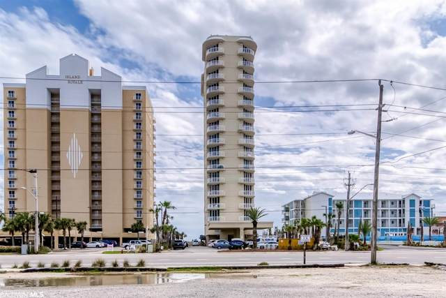 825 W Beach Blvd #12, Gulf Shores, AL 36542 (MLS #311521) :: Sold Sisters - Alabama Gulf Coast Properties