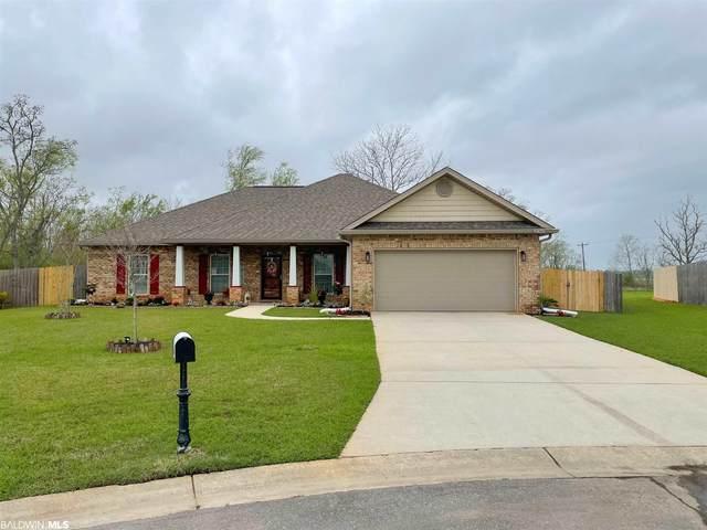 21341 Faceville Lane, Summerdale, AL 36580 (MLS #311547) :: Elite Real Estate Solutions