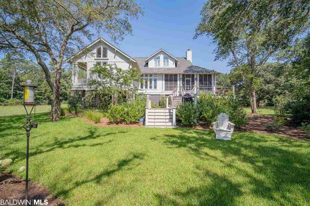 16950 River Drive, Fairhope, AL 36532 (MLS #311570) :: Bellator Real Estate and Development