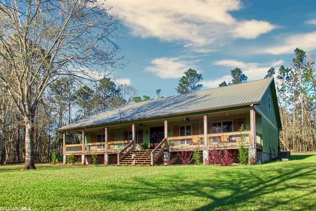 19635 County Road 55 A, Silverhill, AL 36576 (MLS #311611) :: Elite Real Estate Solutions