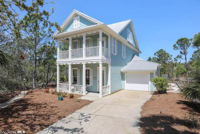 813 Lorrain Cir, Gulf Shores, AL 36542 (MLS #311692) :: Coldwell Banker Coastal Realty