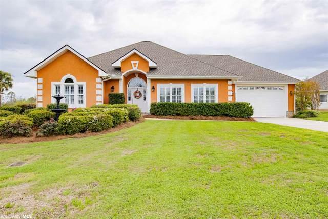 31385 Oak Drive, Orange Beach, AL 36561 (MLS #311739) :: Bellator Real Estate and Development
