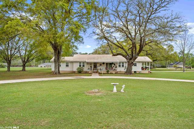 16201 Pine Grove Rd Ext S, Bay Minette, AL 36507 (MLS #311746) :: Elite Real Estate Solutions