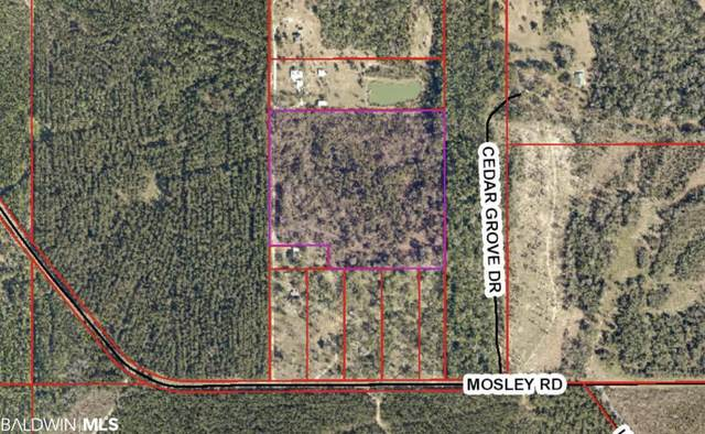 16431 Mosley Road, Stapleton, AL 36578 (MLS #311775) :: Sold Sisters - Alabama Gulf Coast Properties