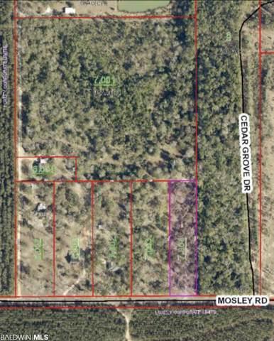 0 Mosley Road, Stapleton, AL 36578 (MLS #311777) :: Gulf Coast Experts Real Estate Team