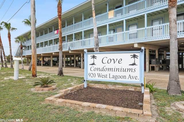 920 W Lagoon Avenue 214A, Gulf Shores, AL 36542 (MLS #311803) :: Bellator Real Estate and Development