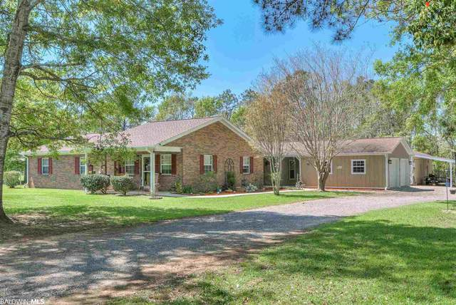 13101 Lipscomb Rd, Foley, AL 36535 (MLS #311864) :: Coldwell Banker Coastal Realty