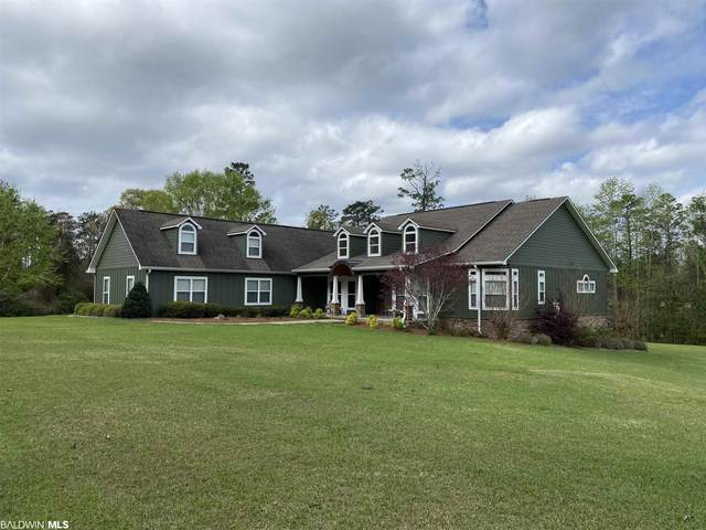 698 Juniper Creek Dr, Brewton, AL 36426 (MLS #311894) :: Gulf Coast Experts Real Estate Team