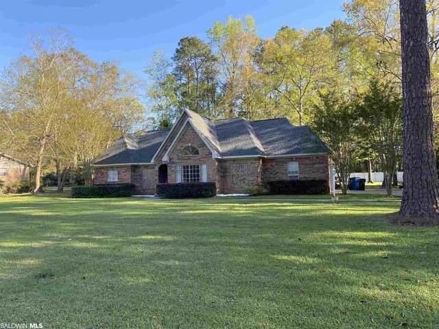 605 Edgewood Drive, Brewton, AL 36426 (MLS #311901) :: Elite Real Estate Solutions